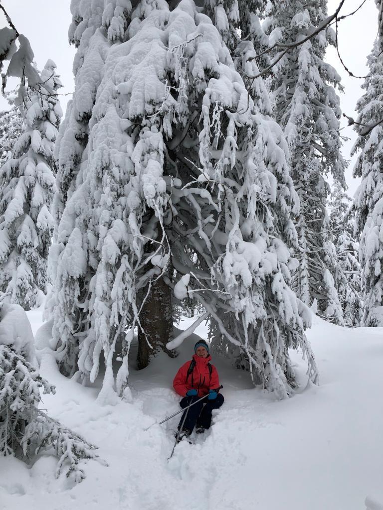 Read more about the article La neige est bien là